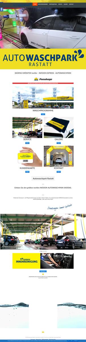 Autowaschpark Rastatt