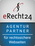Logo eRecht24 Agenturpartner